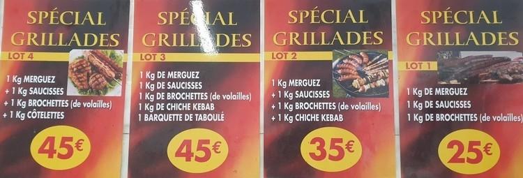 boucherie - L'Oranaise - Fos-sur-Mer